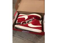 Nike Blazers Size 8 Trainers - Worn twice