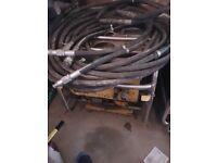 atlas cooper breaker petrol wifh new hoses