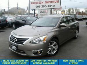 2014 Nissan Altima SL Tech. Navigation/BlindSpot/Camera