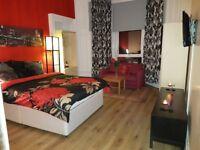 B&B 2 double bedroom in Waverley Garden Shawlands G41 2DN £200 each