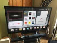 50 inch LG - HD1080p - 3D smart TV