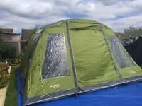 Used Vango Ravello 600 Airbeam Tent in Excellent Condition