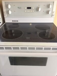Stove glass top works good $350
