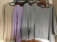 Joules Harbour Tops x 4 Size 20