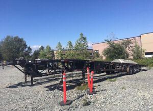 1988 Sun Country Wedge 50 ft 3-4 Car Hauler $7000 OBO