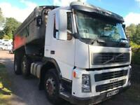 2003 Volvo FM 9 340 6x2 Alloy Body Tipper