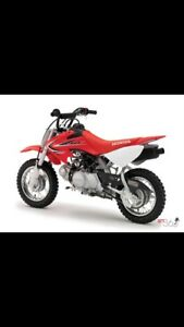 Looking For CRF50