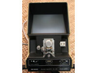 8mm Cine film viewer and editor