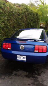 2005 Ford Mustang, Manual, Leather