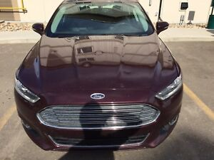 Ford Fusion 2013 titanium 82000km only