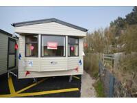 Static Caravan Dymchurch Kent 3 Bedrooms 8 Berth Willerby Herald Gold 2009 New