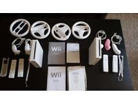 Nintendo Wii Console 25£ EACH OR 40£ BOUGHT