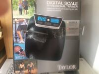 Taylor Digital Personal trainer scales