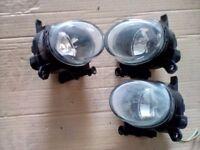 Audi a5 foglights
