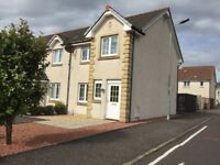 3 Bedroom End Terraced House Ardrossan. Completely redecorated and new carpets fitted.