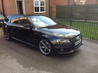 Audi A4 Avant 2.0 TDI Quattro S Line Black Edition 170 bhp *REDUCED TO SELL