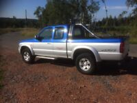 Mazda b2500 freestyle cab / ford ranger