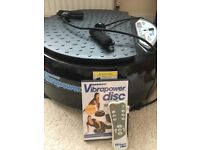 Vibration disc for toning & losing weight