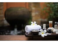 Now Chayada Thai massage in Leeds city centre come back