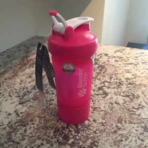 Protein Shake Bottle with Mixing Ball