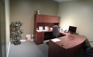 Office spaces available