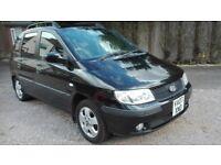 Hyundai matrix 1.6 petrol spares or repairs