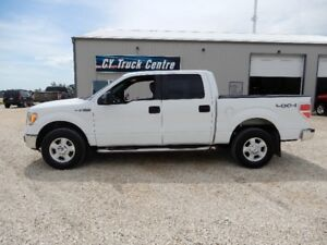 2012 Ford F-150 XLT Crew Cab Short Box 5.0L 6spd