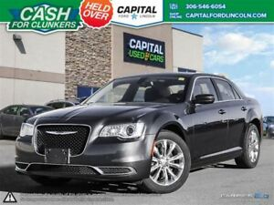2016 Chrysler 300 TOURING *AWD-Sunroof-Heated Seats-Push Button