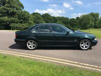 FSH, low mileage, Powerful and economical - needs a MOT