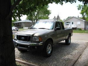 2005 Ford Ranger XLT Pickup Truck