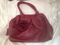 Pink M & S Handbag