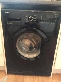 Becko 7kg Washing Machine-Black
