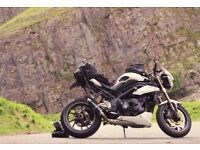 2011 Triumph Speed Triple Brilliant Condition!