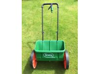 Scotts EV-1 Evengreen garden spreader