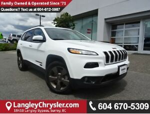 2016 Jeep Cherokee Sport W/ BLUETOOTH & PANO SUNROOF