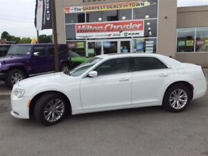 2016 Chrysler 300 LIMITED LEATHER 8.4