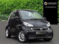 smart fortwo coupe PASSION CDI (black) 2013-08-30