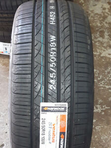 P245/50R18 ON SALE in KUMHO, PIRELLI, YOKOHAMA and OTHER BRAND
