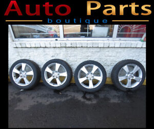 "Mazda 3 17"" Mag Wheels With Atrezzo Tires 205/50R17 Set Of 4"