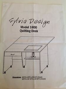 Quilting Desk/Table