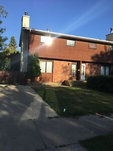 Duplex for rent North Battleford SK.