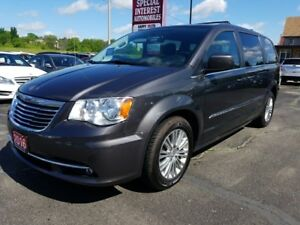 2016 Chrysler Town & Country Touring-L Touring-L !!! HEATED L...