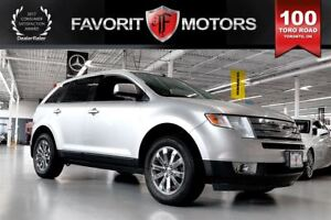 2010 Ford Edge Limited AWD | LTHR | MEMORY SEAT | REAR SENSORS