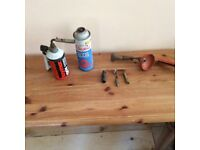Gas torch/blow lamp