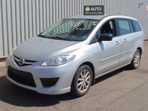 2009 Mazda Mazda5 GS THIS WHOLESALE VAN WILL BE SOLD AS TRADE...