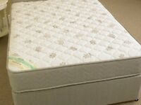 Small Double Bed with storage for sale