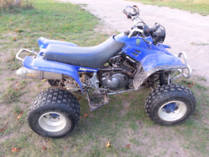 2000 Yamaha warrior