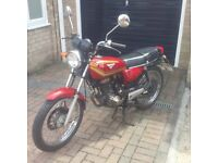 Honda CG 125-4 for sale,