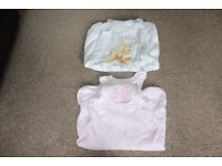 Two Baby Sleeping Bags 2.5 tog 6 -12 months