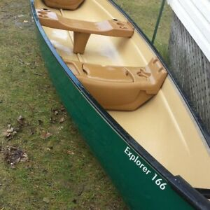 Coleman Canoe 16 ft Explorer 166